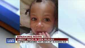 Arrest made in murder of baby girl, five years later [Video]