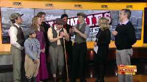 "A Preview of ""Newsies"" at Marquette University High School [Video]"