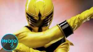 Top 10 Yellow Power Rangers [Video]