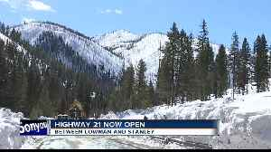 'Avalanche Alley' reopens after more than 50 avalanches buried highway [Video]