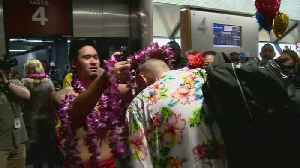 1st Southwest Flight To Hawaii Takes Off From Oakland International [Video]
