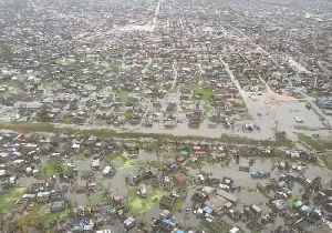 News video: Aerial Footage Shows Devastation in Mozambique Following Cyclone Idai