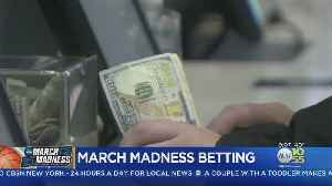 Big Wagers Expected In New Jersey During NCAA Tournament [Video]