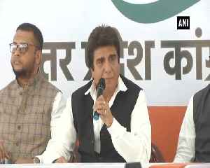 News video: Congress leaving 7 seats vacant for SP, BSP and RLD in UP Raj Babbar