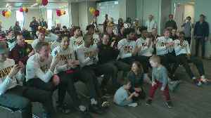 Gophers Receive No. 10 Seed, Will Face Louisville [Video]