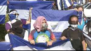 More than 100 arrested in Nicaragua's anti-government protests [Video]