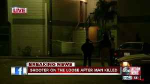 Deputies conducting death investigation at a Tampa apartment complex [Video]