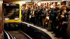 Mind the Pay Gap: Berlin public transit gives 21% discount to women today to raise pay gap awareness [Video]