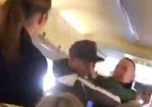 Ryanair Says Two Held by Spanish Police After Brawl on Flight From Scotland [Video]