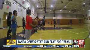 City of Tampa continues Stay and Play program for Spring Break 2019 [Video]