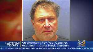 Arraignment Today For N.J. Man Accused Of Killing Brother's Family [Video]