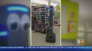 'Marty' Robot Seen At Stop & Shop [Video]