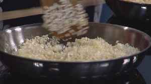 Need A Lent Recipe Idea? Try Risotto [Video]