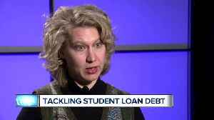Tackling student loan debt [Video]