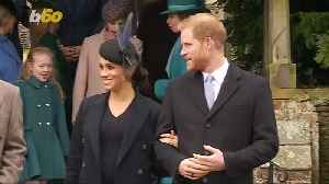 News video: Prince Harry Will Reportedly Take Paternity Leave