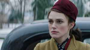 Keira Knightley's lack of sleep made her a better actress [Video]