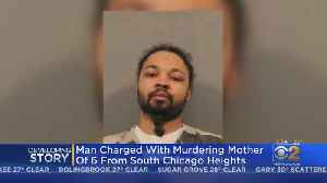 Man Charged With Killing Mother Of 6 [Video]