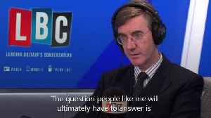 Jacob Rees-Mogg: A bad deal is better than remaining in the EU [Video]