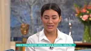 Love Island's Montana Brown Cries During This Morning Interview About Mike Thalassitis [Video]