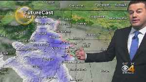 Back To Unsettled Weather This Week [Video]