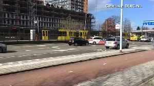 One feared dead in Dutch tram shooting [Video]