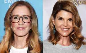 Felicity Huffman and Lori Loughlin Charged in College Bribe Scam [Video]
