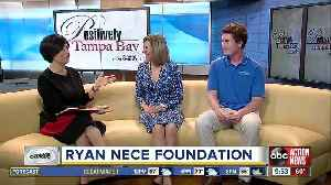 POSITIVELY TAMPA BAY: Ryan Nece Foundation [Video]