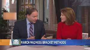 Panel Discussion: March Madness Bracket Methods! [Video]