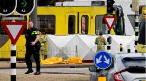 Dutch Tram Shooter Remains At Large [Video]