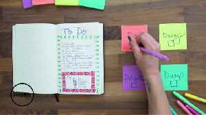 Carrie Dorr on Cleaning Up Your To Do List [Video]