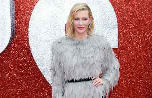 Cate Blanchett loves to 'recycle and rework' outfits [Video]