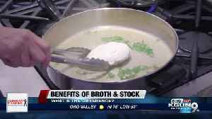 Consumer Reports: Drink it up: Stock, broth and bone [Video]
