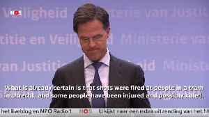 'Disbelief and disgust' at Utrecht shooting - Dutch PM [Video]