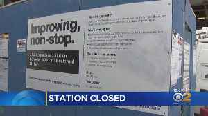 Astoria Boulevard Subway Station Closed For 9 Months [Video]