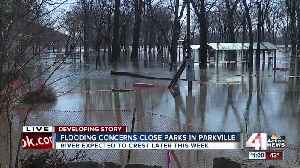 River Expected to Crest Later This Week [Video]
