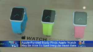 Study: Apple Watch Could Save Your Life [Video]