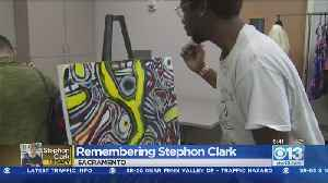 Monday Marks One Year Since Stephon Clark Shooting [Video]