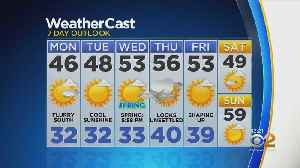 New York Weather: 3/18 Monday Afternoon Forecast [Video]