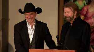 Brooks & Dunn among 2019 Country Music Hall of Fame inductees [Video]