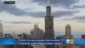 Illinois Organizations Prepare For 2020 Census [Video]