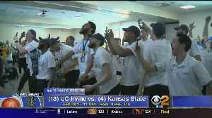 UC Irvine Makes The Big Dance, Will Face Kansas State [Video]