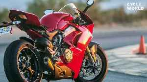 Best Superbike—2018 Ducati Panigale V4 S [Video]
