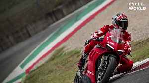 The 2019 Panigale V4 R Is A 221-Horsepower Beast [Video]