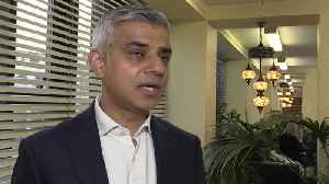 London Mayor Sadiq Khan Says He Will Ask Home Secretary For Mosque Security Funding For Whole Of UK [Video]