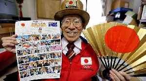 Japanese Olympics superfan dies before Tokyo 2020 dream fulfilled [Video]