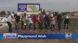Playground For All Groundbreaking Celebrated In Aurora [Video]