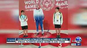 Colorado Special Olympics athletes medal at World Games [Video]