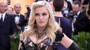 Madonna Teases New Music With a Red Apple on Twitter | Billboard News [Video]