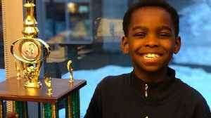 Homeless Nigerian Refugee Wins New York State Chess Championship [Video]