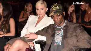 Did Kylie Jenner and Travis Scott Just Sneakily Address Those Breakup Rumors? [Video]